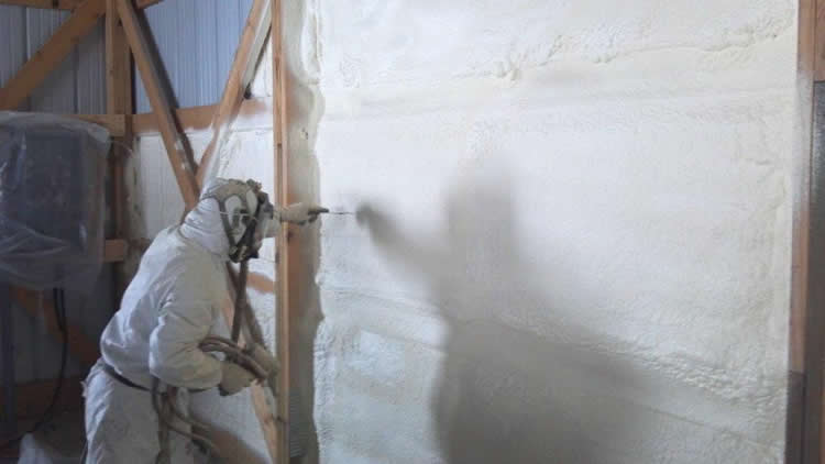 Pole Building Insulation